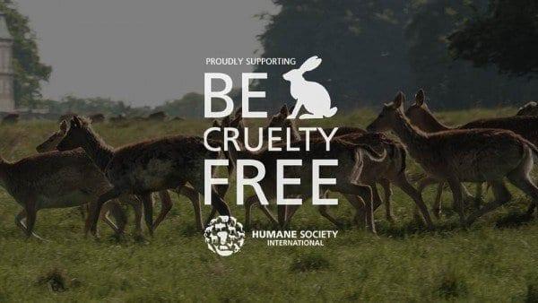 Be Cruelty Free